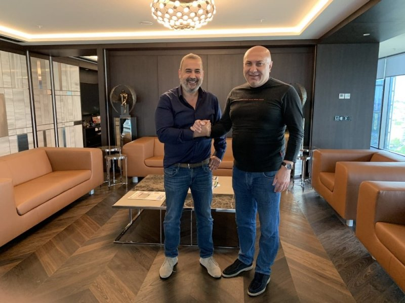 Samsunspor'da sorunlar tatlıya bağlandı
