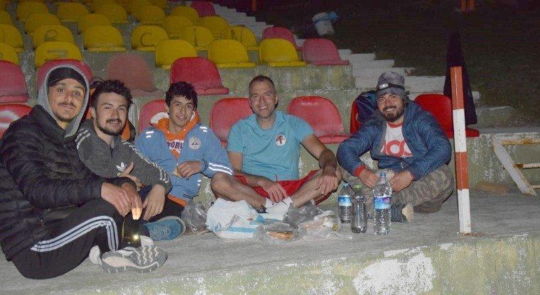 19 Mayıs'ta Bin 871 metrede sahur