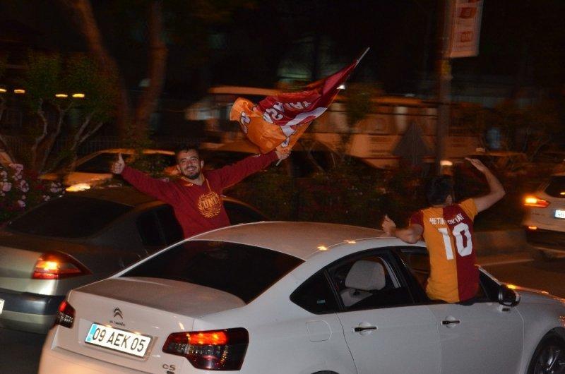 Kahramanmaraş'ta şampiyonluk sevinci