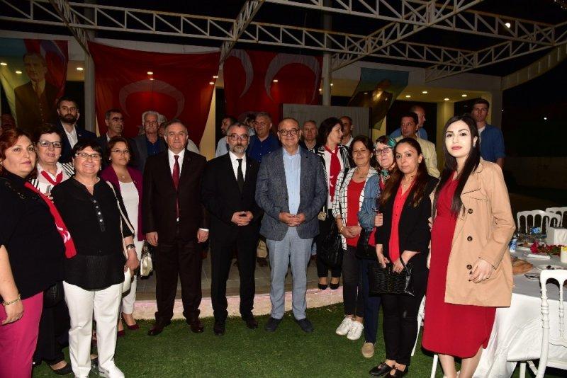 Cumhur İttifakı MHP'nin iftarında buluştu