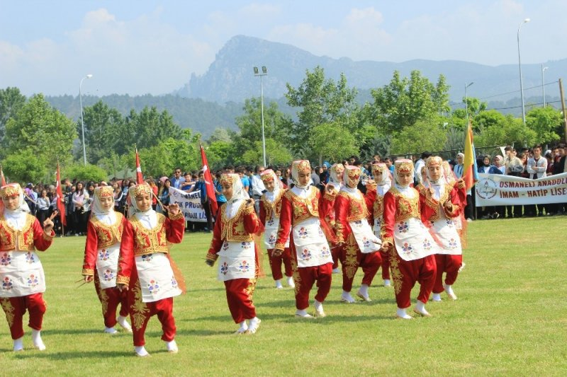 Osmaneli 'de 19 Mayıs Gençlik Ve Spor Bayramı coşkusu