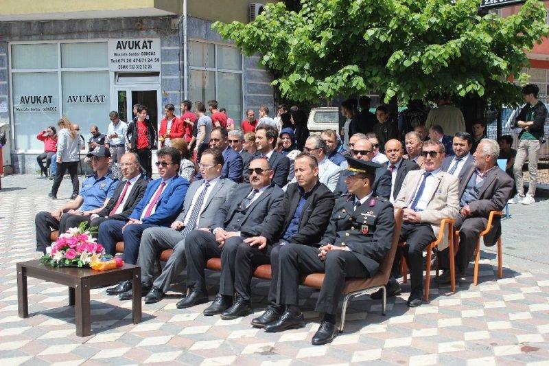 Türkeli'de 19 Mayıs coşkusu