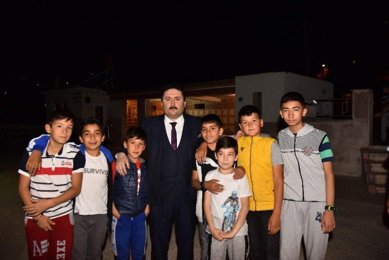 Başkan Avcı Ramazan ziyaretlerine devam ediyor