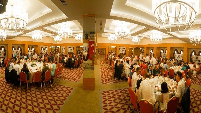 Cevizlik, Kalkandere ve Kızılağaç HES çalışanlarına iftar