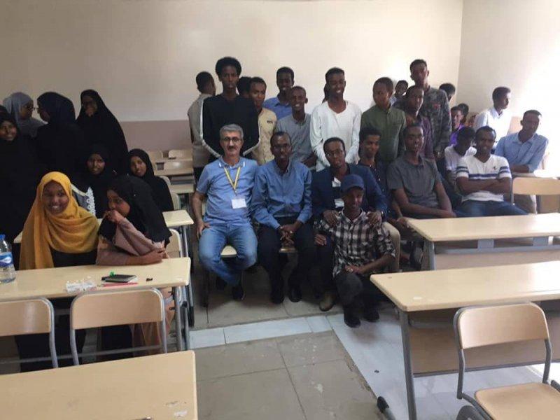 İnönü Üniversitesi'nden Afrika temasları