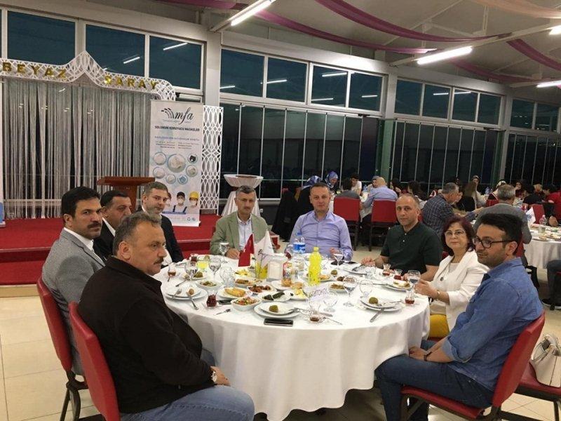 MFA'dan birlik beraberlik iftarı
