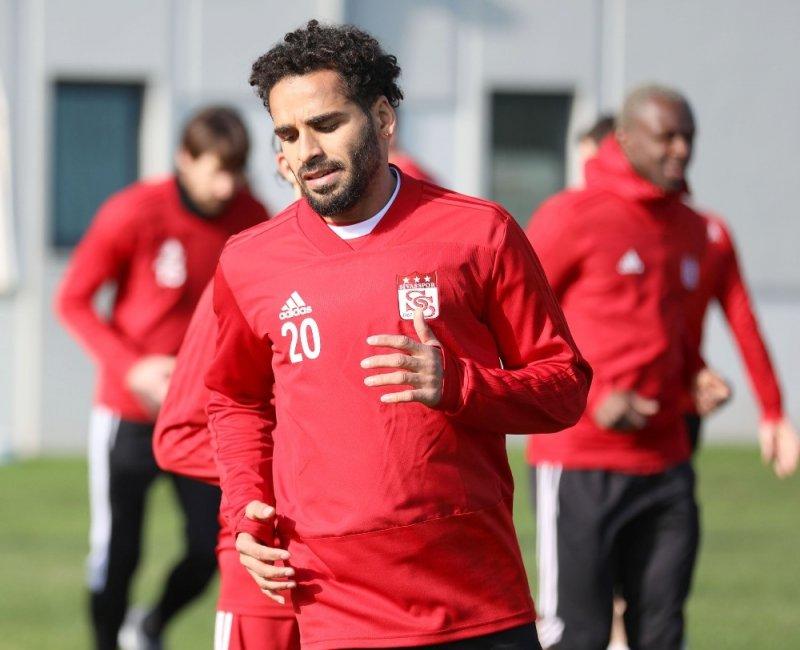 Sivasspor'un en hırçını Douglas
