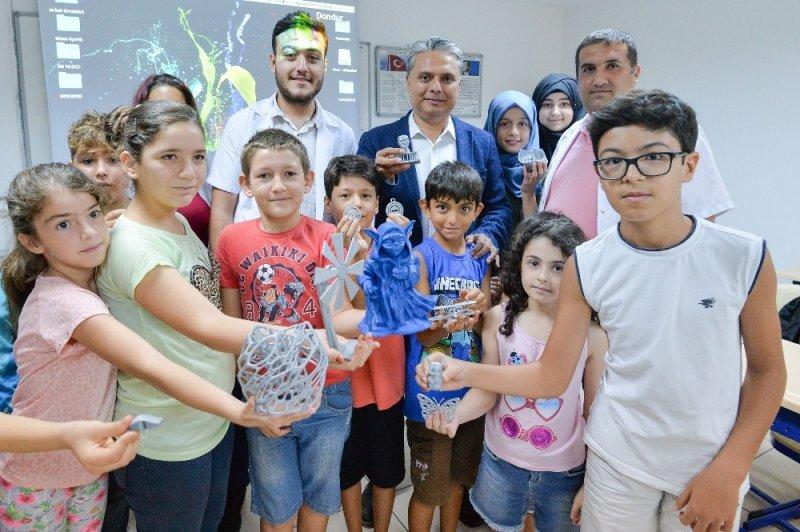 Muratpaşa'da teknoloji eğitiminin 2'inci sürümü yükleniyor
