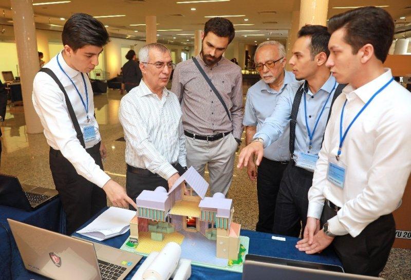 Genç mühendis adaylarından hayatı kolaylaştıran akıllı projeler