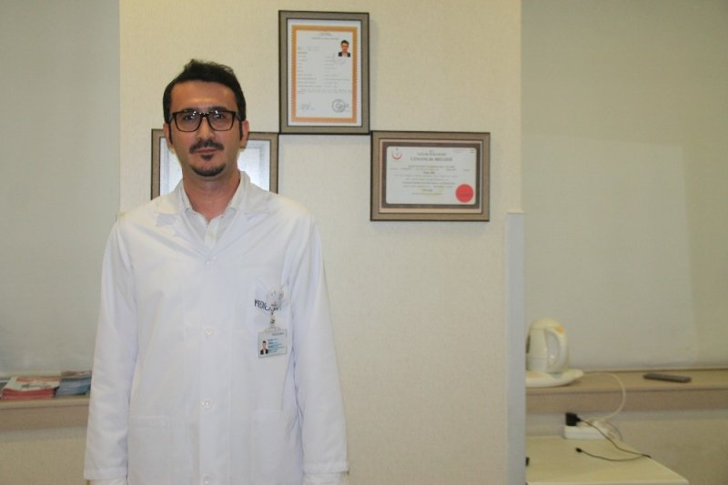 Nöroloji Uzmanı Dr. İlik: