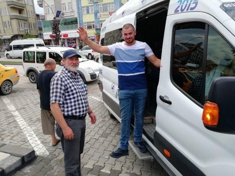Erbaa'da ulaşım kolaylığı