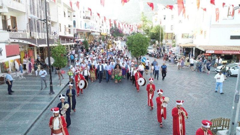 22. Likya Kaş Kültür ve Sanat Festivali başladı