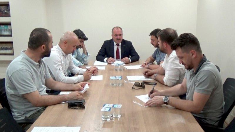 """MÜSİAD Düzce Şube Başkanı Vefa Pehlivan; """"İş birliği yapın faizi bırakın"""""""