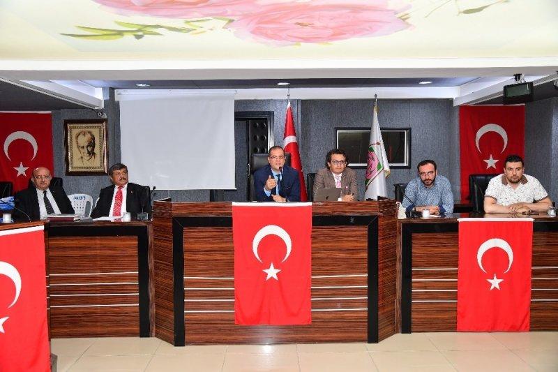Isparta Belediyesi gelecek planını ortak akılla belirleyecek