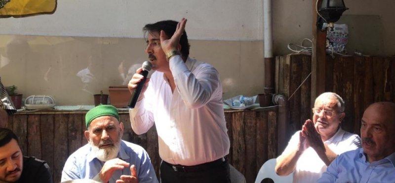 Aydemir, Beykoz'da Dadaşlara seslendi