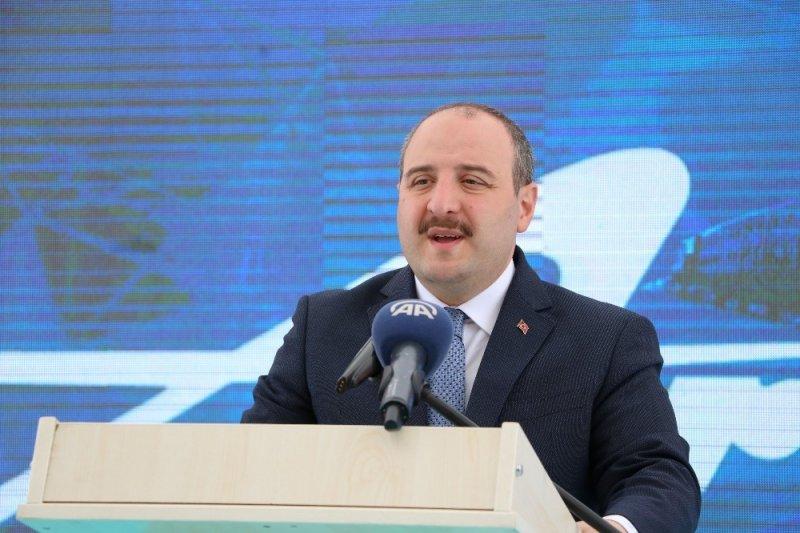 """Sanayi ve Teknoloji Bakanı Varank: """"17 yılda 314 OSB'de çalışan sayısını 1,9 milyona çıkardık"""""""