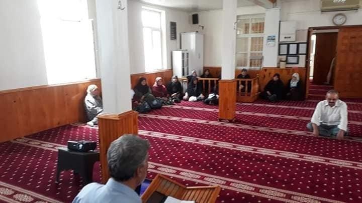 Emet'te hacı adaylarına seminer