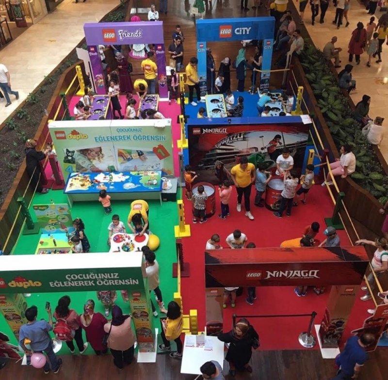 LEGO Festivali devam ediyor