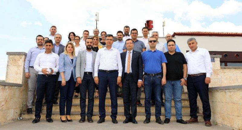 Gazi kentte üniversite sanayi İşbirliğinde dev adım