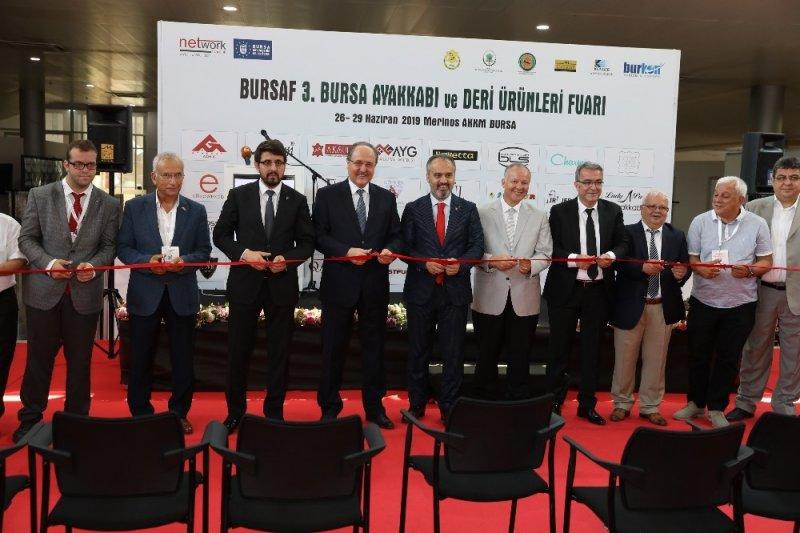 Ayakkabı sektörünün kalbi Bursa'da atıyor