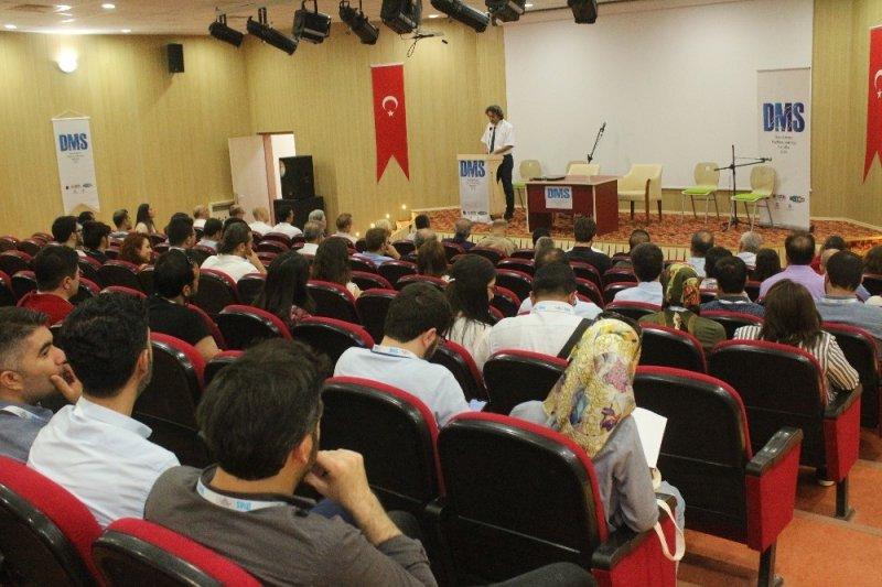 """Van YYÜ'de """"DMS - 2019 Uluslararası Konferansı"""" başladı"""