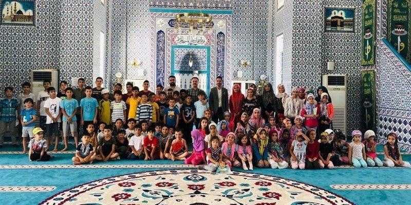 Kur'an kurslarına büyük ilgi