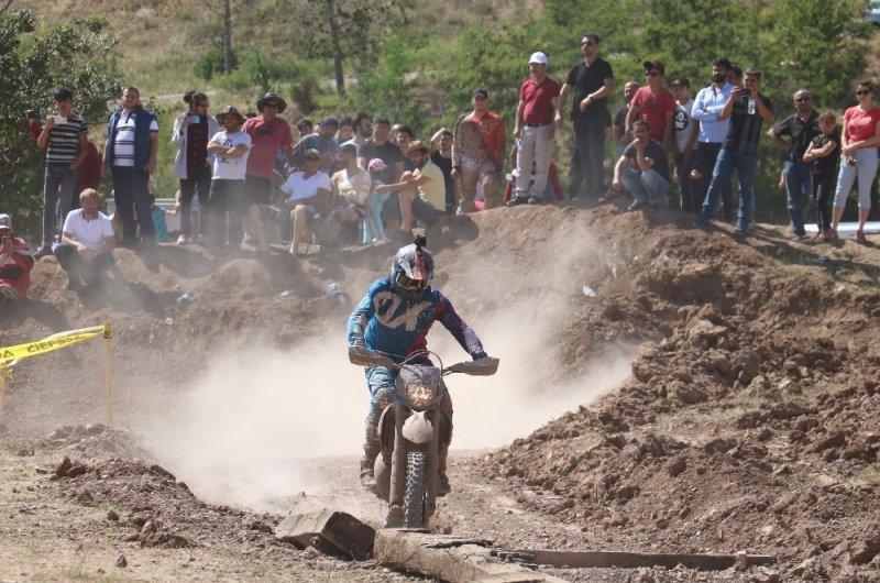 Sivas Süper Enduro Festivali nefes kesti