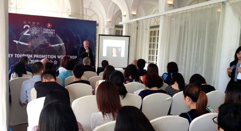 Çinli turistler Adıyaman'a davet edildi