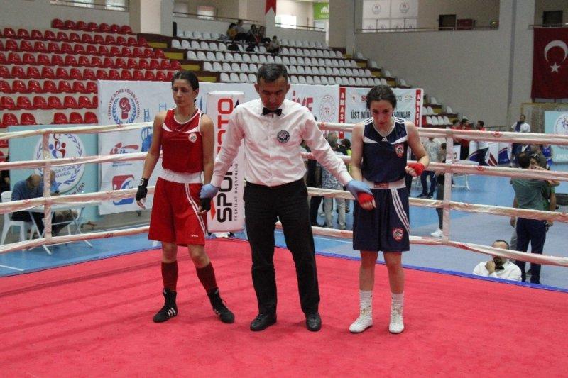 Türkiye Boks Şampiyonası sona erdi