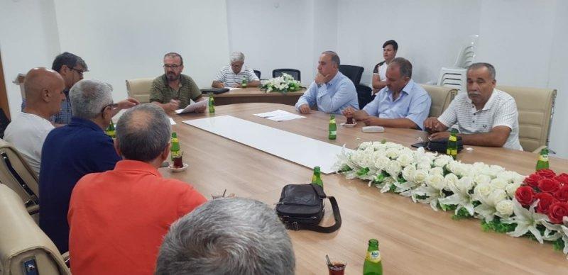 İncirliova Belediyespor'un yeni Başkanı Akın Kıvrak oldu