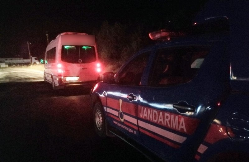 Otobüste genç kızı taciz ettiği iddia edilen şüpheli tutuklandı