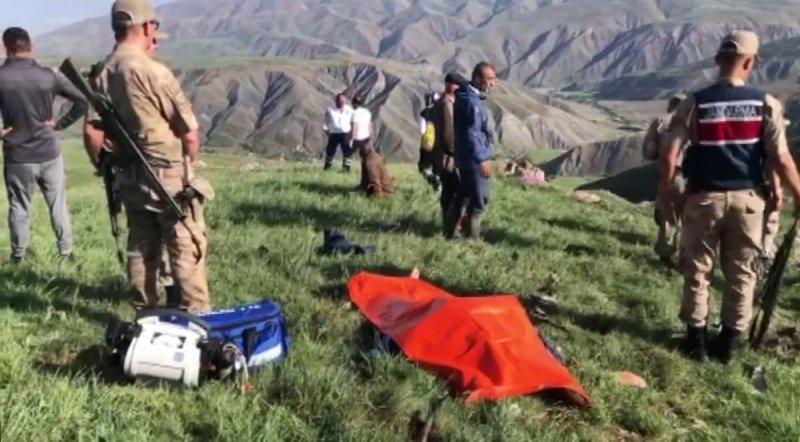 Erzincan'da son 1 ay içerisinde yıldırım isabet etmesi sonucu 3 çoban öldü