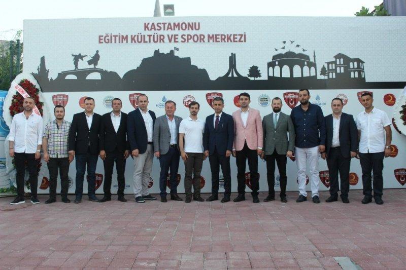 İstanbul Kastamonuspor'da yeni yönetim belli oldu