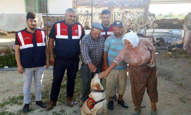 Manisa'da kayıp zihinsel engelli Ümmet bulundu
