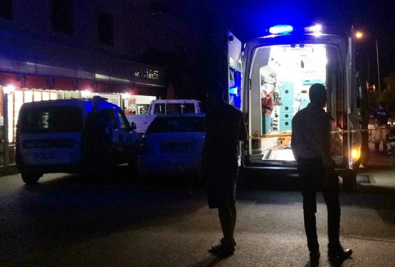 Kamyonete kurşun yağdırdılar: 1 ölü, 1 yaralı