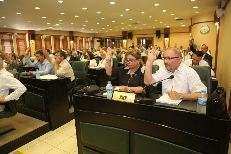 Atakum'un otopark mağduriyeti mecliste