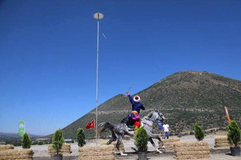 Atlı Okçuluk Türkiye Şampiyonası Sona Erdi