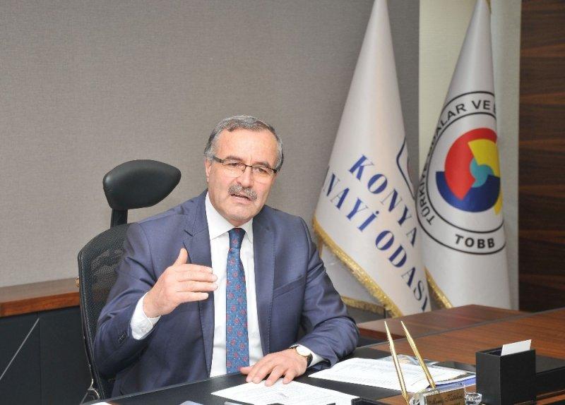 KSO Başkanı Kütükcü'den Konya firmalarına tebrik