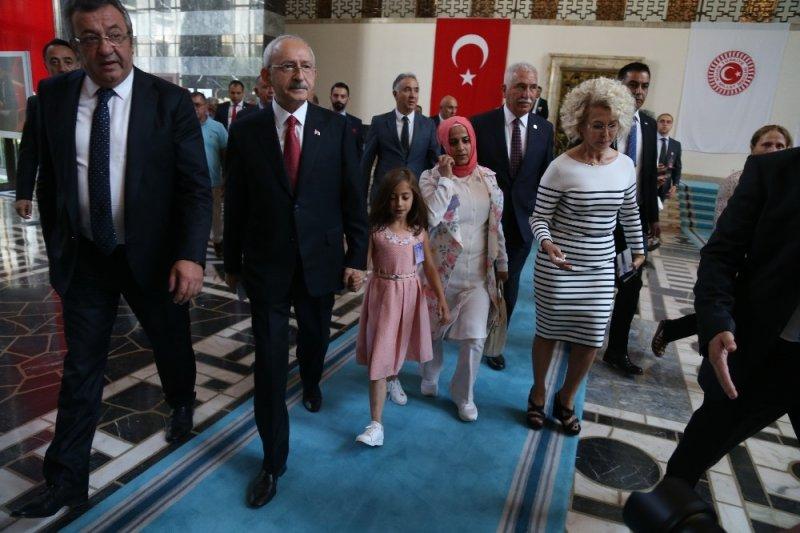 CHP Genel Başkanı Kemal Kılıçdaroğlu: