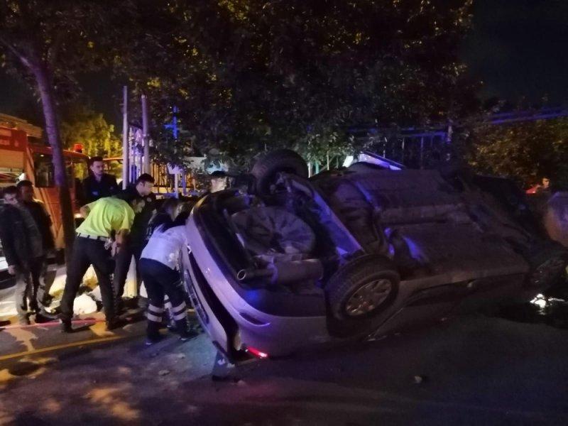 Tuzla'da trafik kazası: 1 ölü