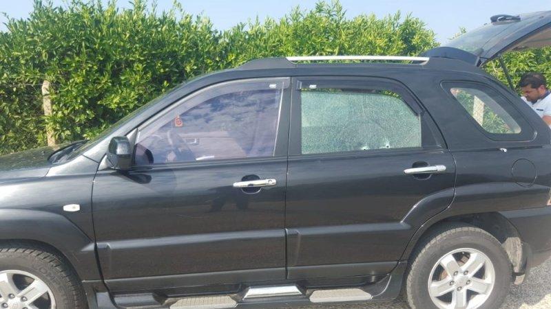 Davutlar'da silahlı saldırı