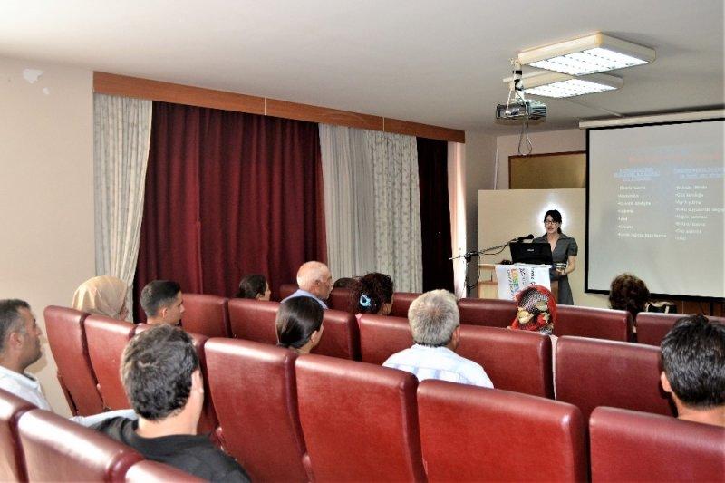 Lösemili çocuklar ve ailelerine sağlık semineri düzenlendi