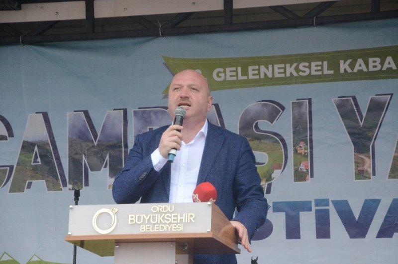 """AK Partili Gündoğdu: """"Üretici bahçeye girmeden fındık fiyatını açıklamaya çalışacağız"""""""