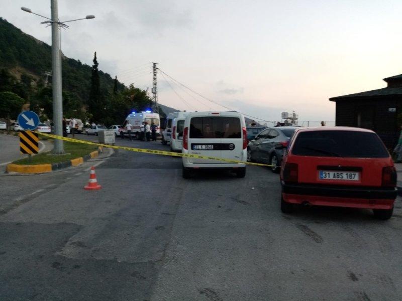 Hatay'da iki grup arasında silahlı çatışma: 1 ölü