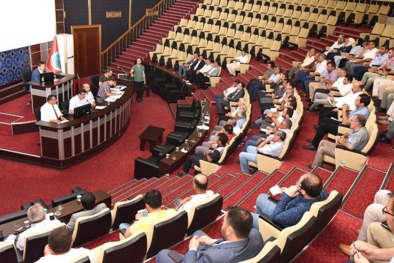 Karatay Kent Konseyi, yeni dönem ilk toplantısını gerçekleştirdi