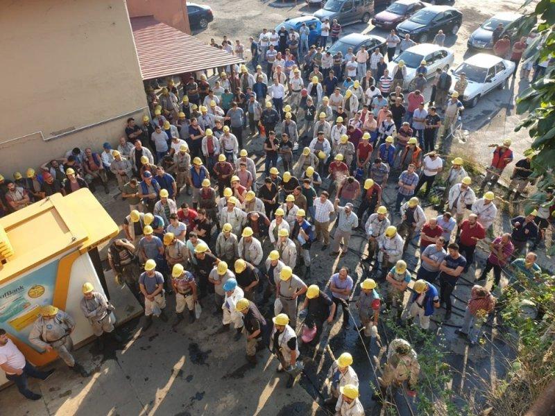 GMİS, maden ve MTA işçilerini bilgilendirdi