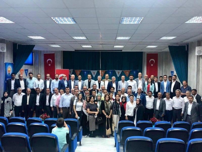 AK Parti'den 'Genişletilmiş İl Danışma Meclisi' toplantısı