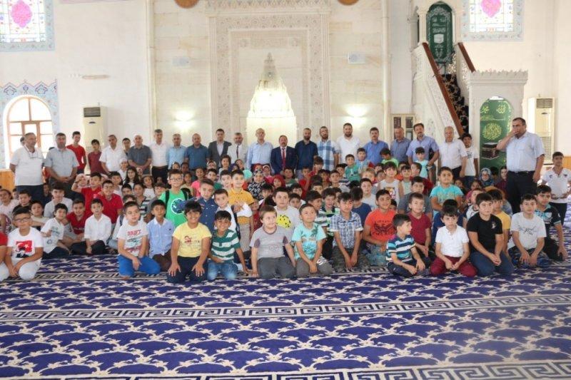 Bin 300 öğrencinin katıldığı Kur'an kursları sona erdi