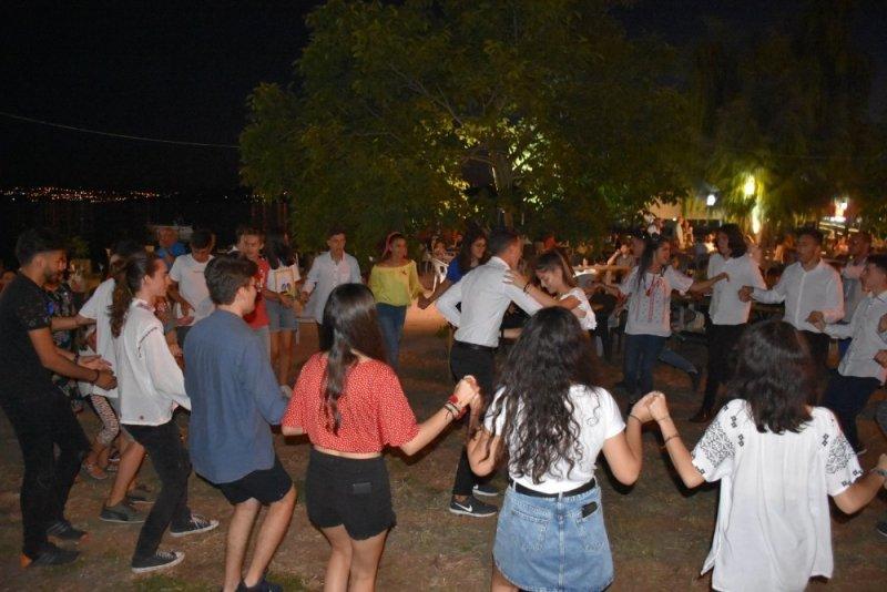 Rumen öğrenciler Sinop'a veda etti