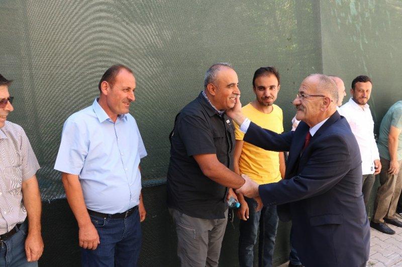 Beyşehir Belediyesinde bayramlaşma